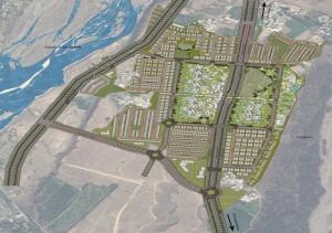 Ireo-fiveriver-apartment-panchkula-site-plan-tentative