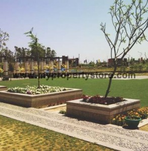 Parks 1 at Omaxe New Chandigarh