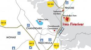 ireo-five-river-panchkula-pinjore