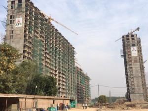 ATS Casa Espana Flats Under Construction
