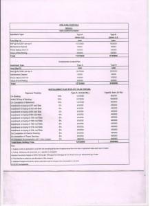 price list of ats casa espana