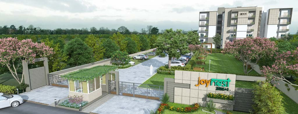 Sushma Joynest Residential Apartments Zirakpur