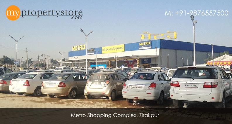 Metro , Zirakpur