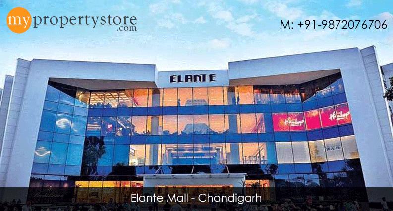 Elante Mall, Chd