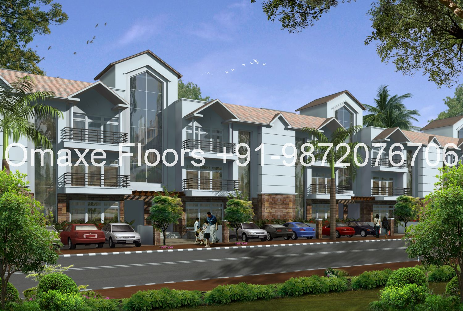 Gurgaon Omaxe Property || Omaxe Properties.