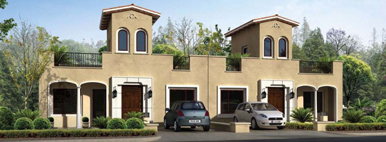 bungalows band The Bungalows  Emaar MGF  Mohali Hills  Sector 105 , 108 & 109 ,Mohali