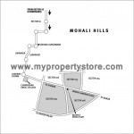 location map mgf 150x150 Residential Plots in Mohali Emaar MGF Mohali Hills Sector 105 ,108 & 109
