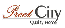 preet city logo
