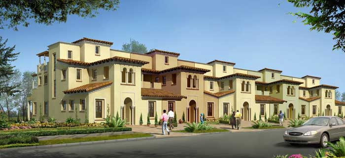 spanish big1 The Villas in Emaar MGF  Mohali Hills  Sector 106 ,108 & 109 ,Mohali