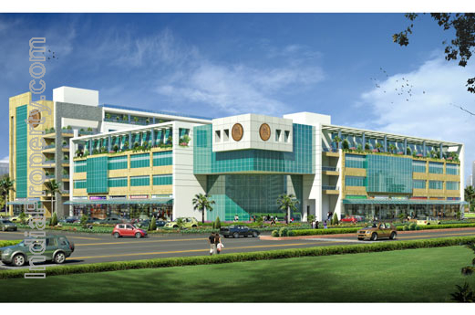 Acroplois image Acropolis Chandigarh (Commercial Office Space in Chandigarh), situated in Chandigarh