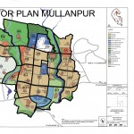 MULLANPUR SECTOR PLAN 150x150 Plots In ECO City New Chandigarh