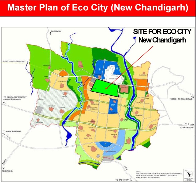 Untitled2 Plots In ECO City New Chandigarh