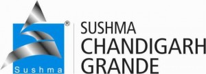 Logo 300x108 Sushma Chandigarh Grande   3/4 BHK Apartment on Chandigarh Ambala Highway