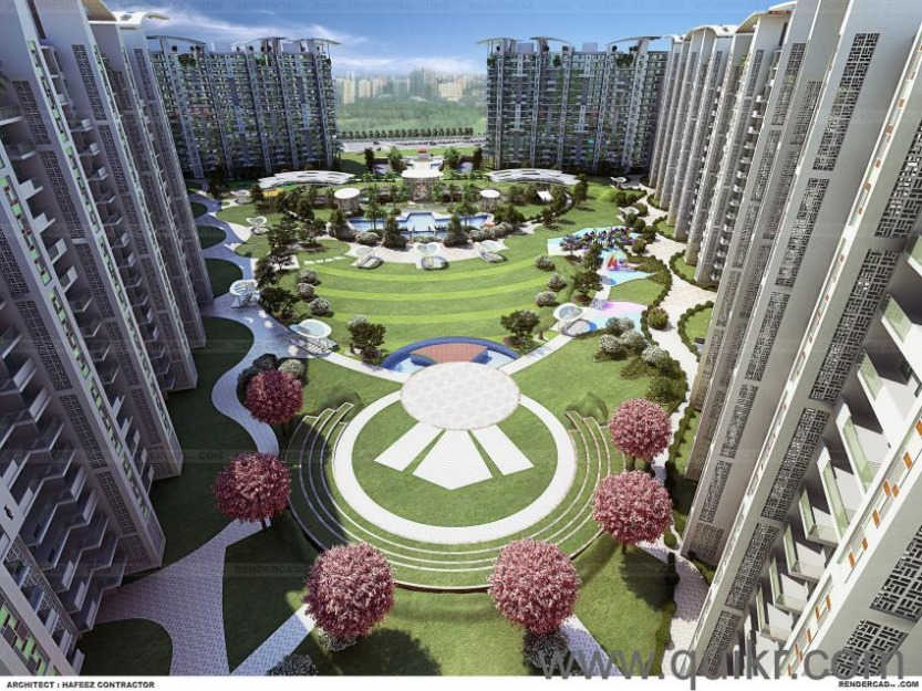 Pictures of JLPL Falcon View Mohali 3 4 BHK Luxury Apartments in Mohali1