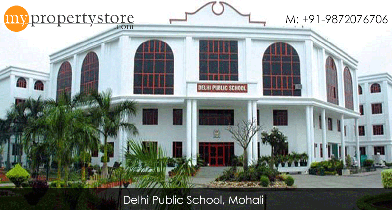 DPS Chandigarh School