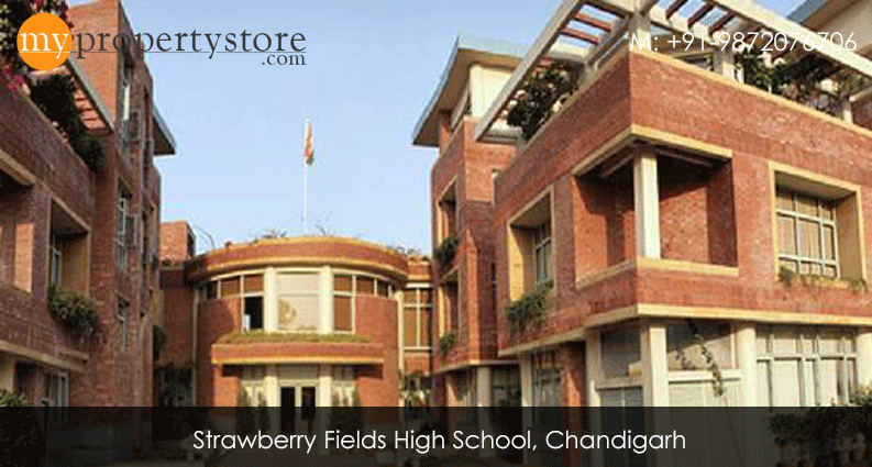 Strawberry Fields School Chandigarh